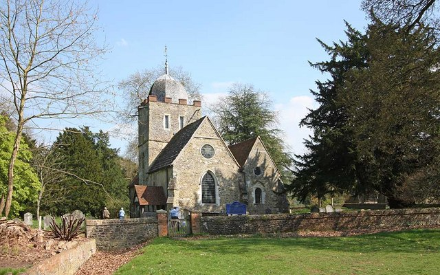 The Old Saxon Church