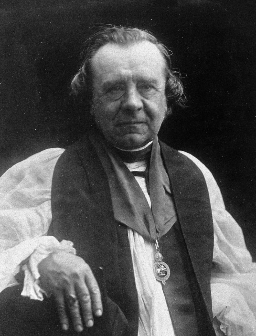 Bishop Wilberforce